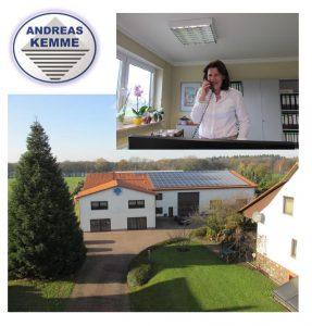 Handwerksmeister Andreas Kemme